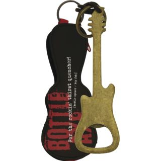 Music Sales Bottle Opener/Key Fob Bronze Product Image