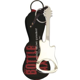 Music Sales Bottle Opener/Key Fob Silver Product Image