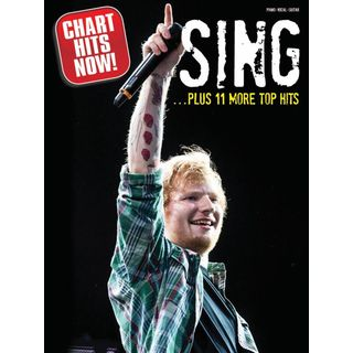 Music Sales Chart Hits Now! Sing…Plus 11 More Top Hits Product Image