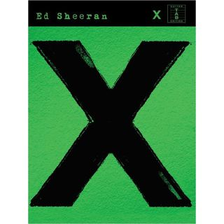 Music Sales Ed Sheeran: X Product Image