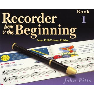 Music Sales Recorder From The Beginning 1 Pupil's Book (2004 Edition) Product Image