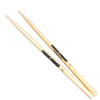 MUSIC STORE 7A Maple Sticks, Wood Tip Product Image