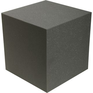 MUSIC STORE Absorber-Set Qube, anthracite 300x300x300 Εικόνα προιόντος