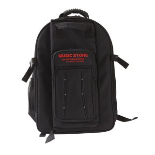 MUSIC STORE Drummer Rucksack incl. Stickbag Product Image