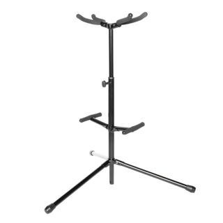 MUSIC STORE Dual Guitar Stand Universal Imagen del producto