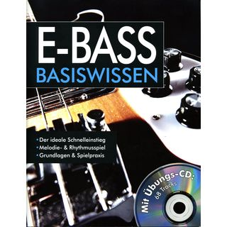 MUSIC STORE E-Bass Basiswissen Imagen del producto