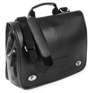 MUSIC STORE Executive Bag Leather Black EXB-01MBK/L Produktbild