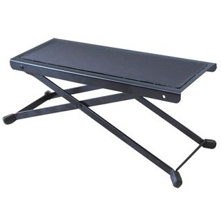 MUSIC STORE FST-1 Footstool/Foot Rest Black Produktbillede