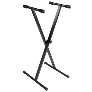 "MUSIC STORE KB-6, Keyboard Stand ""X"" Stand, max. 12 kg. Produktbillede"