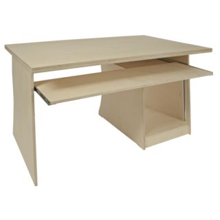 MUSIC STORE MINIstation Productiondesk birch, 10HE-UB Product Image