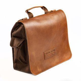 d1addd98d1beb MUSIC STORE Notebook Tasche Leder Nylon Product Image