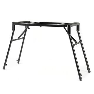 MUSIC STORE OEM-AKS-1185 Table-Style Keyboard Stand (Black) Product Image