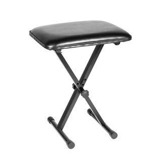 MUSIC STORE OEM-AKT-1200 Piano Bench (Black) Product Image