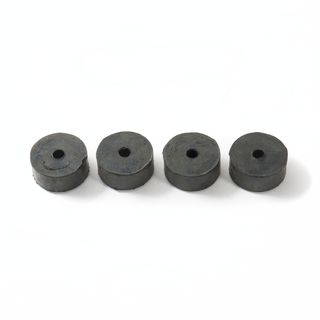 MUSIC STORE Rubberfoot Set Large 40 x 18mm 4pcs Product Image