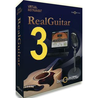 MusicLab Real Guitar 2L    Product Image