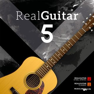 MusicLab RealGuitar 5 Boxed Version Product Image