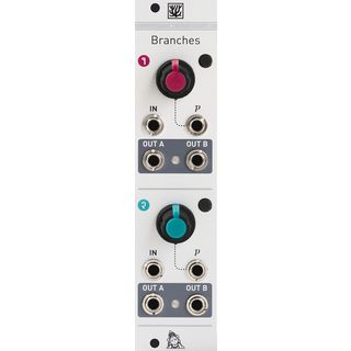 Mutable Instruments Branches Dual Bernoulli Gate Product Image