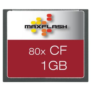 Mutec MaxFlash CF Card Product Image