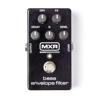 MXR M82 Bass Envelope Filter Pedal    Product Image