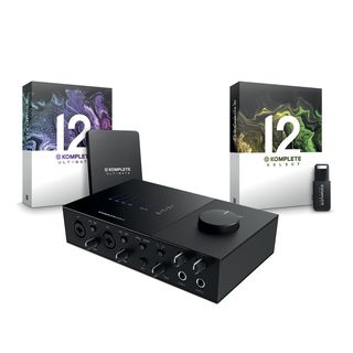 Native Instruments AUDIO6+12Select+12Ul.UPG - Set Product Image