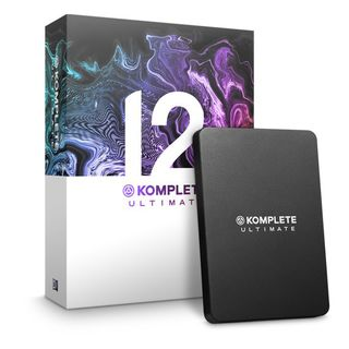 Native Instruments KOMPLETE 12 ULTIMATE UPD Produktbild
