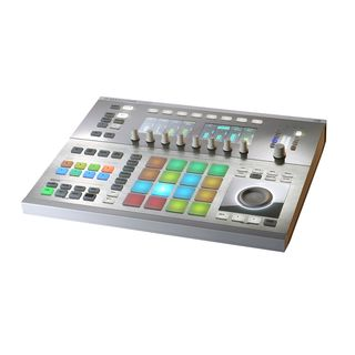 Native Instruments MASCHINE STUDIO white Groove Production System Product Image