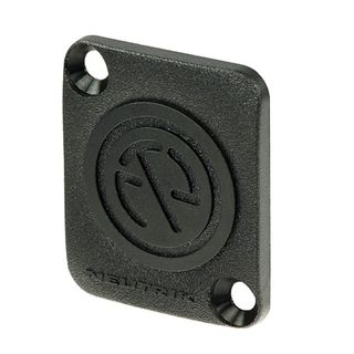 Neutrik DBA-BL Blind Plug, Black DBA-BL Product Image