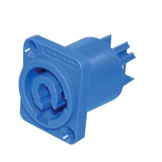 Neutrik NAC3MPA-1 powerCON IN Blue Plug Product Image