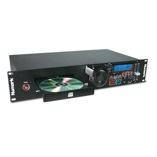 "Numark MP103 USB 19"" USB und MP3 CD Player Produktbild"