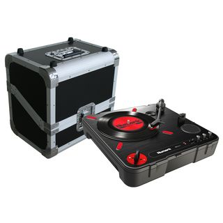 Numark PT01 Scratch + V-Case 3 - Set Product Image