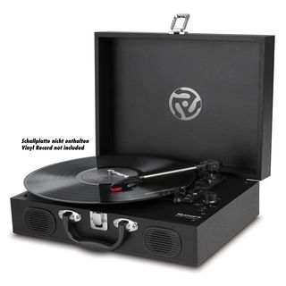 Numark PT01 Touring portable Turntable with USB Product Image