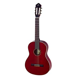 Ortega R121L Lefthand WR Wine Red Product Image