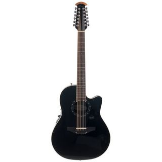 Ovation 2751AX-5 12 String Black Product Image