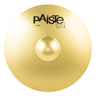 "Paiste 101 Brass Ride 20""  Product Image"
