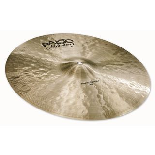 "Paiste Masters Dark Crash 19"" Product Image"