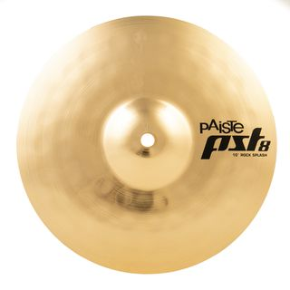 "Paiste PST8 Rock Splash 10"", Reflector Finish Product Image"