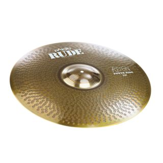 "Paiste Rude Power Ride The Reign 22"" Dave Lombardo Εικόνα προιόντος"