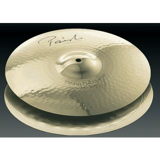 "Paiste Signature Heavy Full HiHat 14"" Reflector Finish Product Image"