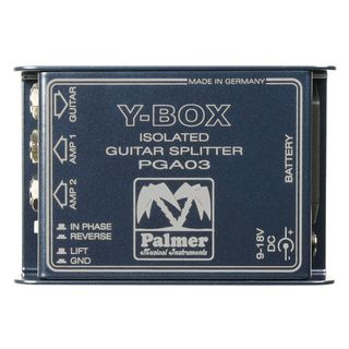 Palmer PGA03 Y-Box Guitar Splitter Product Image