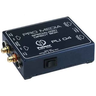 Palmer PLI 04 Media DI-Box - for PC and Laptop Product Image