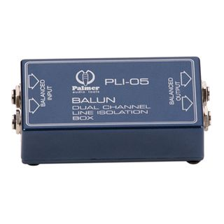Palmer PLI 05 Balun Line Isolation Box Product Image
