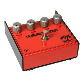 Palmer Uebertreiber Pedal Bass Overdrive Product Image