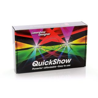 Pangolin QuickShow 4.0 FB3/QS Lasersoftware & USB Interface Product Image
