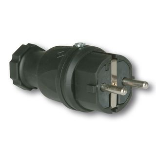 PCE Safety Plug rubber male 220V Product Image