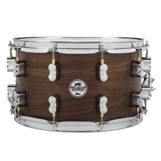 "PDP Snare 14""x8"" Walnut / Maple / Walnut Product Image"