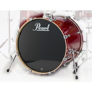 "Pearl Export EXL BassDrum 22""x18"", Natural Cherry #246 Product Image"