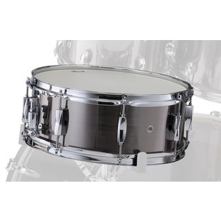 "Pearl Export EXX Snare 14""x5.5"", Smokey Chrome #21 Product Image"