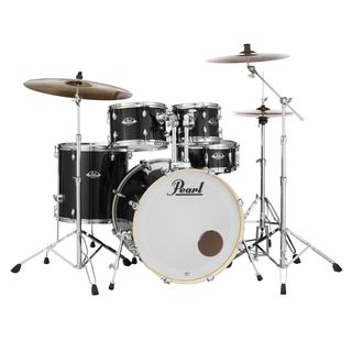 Pearl Export EXX725FBR/C, Jet Black #31 Product Image