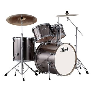 Pearl Export EXX725SBR/C, Smokey Chrome #21 Product Image