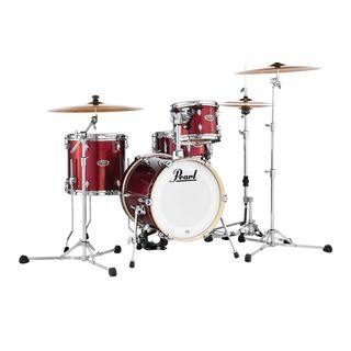 Pearl MDT764P/C Midtown 4-Piece Shell-Set (Black Cherry Glitter) Product Image